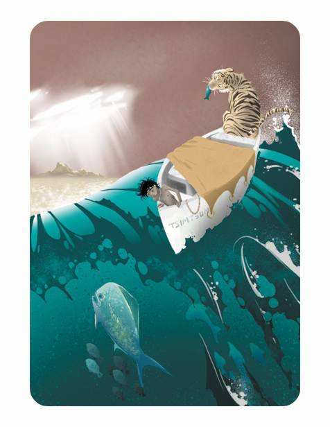 Life of Pi by Neil Babra
